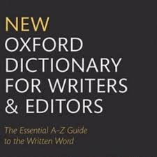 Why I Love The Oxford English Dictionary For Writers And Editors