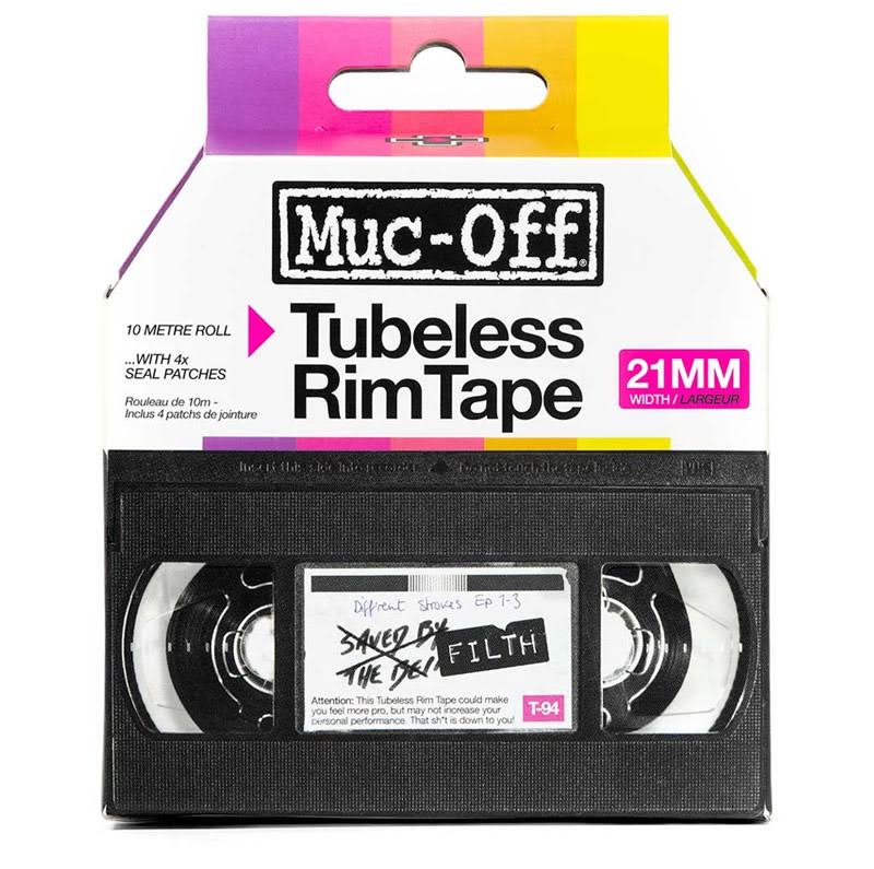 Muc-Off Rim Tape 10m - 21mm