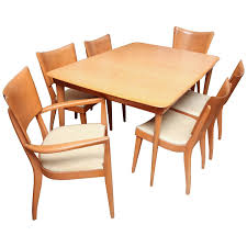 Heywood-Wakefield Dining Room Set With Six Chairs, 1960s, USA | My ... 1960s Ding Room Table Chairs Places Set For Four Fringed Stanley Fniture Ding Chairs By Paul Browning Set Of 6 For Proper Old Room Tempting Large Chair Pads As Well Broyhill Newly Restored Vintage Aptdeco Four Rosewood Domino Stildomus Italy Ercol Ding Room Table And 4 Chairs In Cgleton Cheshire Teak Table Greaves Thomas Mid Century Duck Egg Green Bernhardt Modern Walnut Brass Lantern Antiques Niels Otto Mller Two Model No 85 Teak