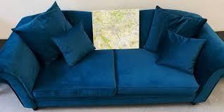 blaues sofa unterwegs nach sehnde erleben informieren