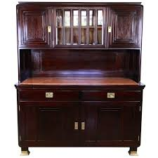 Art Nouveau Dining Room Sideboard By August Ungethum Austria Circa 1910 For Sale