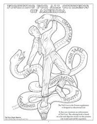 Ted Cruz Fights Giant Obamacare Snake In This Adorable Coloring Book
