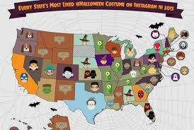 Top Halloween Candy In Each State by The 26 Most Popular Halloween Costumes By State Mental Floss