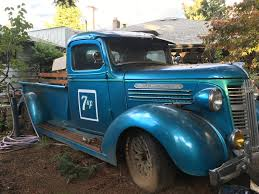 1937 GMC Truck - Old Car Parts
