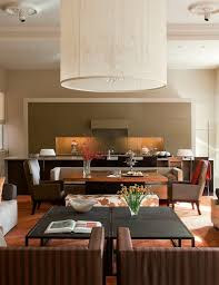 Extra Long Dining Room Tables Living Contemporary With Cowhide Great Loft Image By EANF