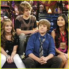 a totally suite new year brenda song cole sprouse debby