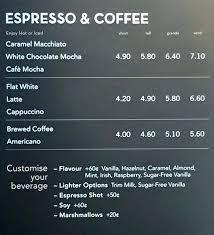 Iced Coffee Starbucks Price Menu Tall Caramel Black
