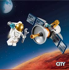 100 Lego Space Home LEGO City Satellite 30365 Promotion Live On Shop
