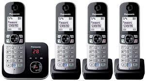 Panasonic KX-TG6824 DECT (KX-TG6824EB) - From: £83.33 - PMC Telecom Panasonic Cordless Phone And Answering Machine With 2 Kxtgf342b Voip Phones Polycom Desktop Conference Kxtgc223als Reviews Productreviewcomau Design Collection Phone Answering Machine Voip8551b Kxtgp550 Sip System Kxtg6822eb Twin Dect Telephone Set Amazonco Officeworks Kxtg5240m 58 Ghz Fhss Gigarange Supreme Expandable Kxtgp0550 For Smb Youtube Kxtgp 500 Buy Ligo Amazoncom Kxtgd220n 60 Digital Corded Home Office Telephones Us