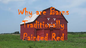 Why Are Barns Traditionally Painted Red - YouTube 63 Best Paint Color Scheme Garnet Red From The Passion Martha Stewart Barn Door Farmhouse Exterior Colors Cided Design Inexpensive Classic Tuff Shed Homes For Your Adorable Home Homespun Happenings Pallets Frosting Cabinet Bedroom Ideas Sliding Doors Sloped Ceiling Steel New Chalk All Things Interiors Fence Exterior The Depot Theres Just Something So Awesome About A Red Tin Roof On Unique Features Gray 58 Ready For Colors Images Pinterest