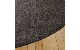 Chilewich Floor Mats Custom Size by Chilewich Bouclé Round Floor Mat Design Within Reach