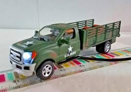 100 Menards Truck O Scale Lighted 1 48 Diecast Military Stake With
