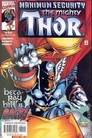 Thor 1998 2004 2nd Series 30