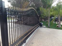 Exterior Design: Automatic Gate Openers With Wrought Iron Gates ... Sliding Wood Gate Hdware Tags Metal Sliding Gate Rolling Design Jacopobaglio And Fence Automatic Front Operators For Of And Domestic Gates Ipirations 40 Creative Gate Ideas 2017 Amazing Home Part1 Smart Electric Driveway Collection Installing Exterior Black Wrought Iron With Openers System Integration Contractors Fencing Panels Pedestrian Also