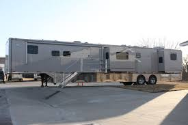 Custom Hauler And Matching TrailersFifth Wheel Trailer Trailers Fifth