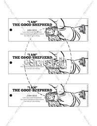 John 10 The Good Shepherd Bible Bookmarks