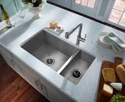 Double Kitchen Sinks With Drainboards by Sinks Inspiring Deep Stainless Steel Sink Deep Stainless Steel