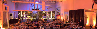 Private Events - Hiller Aviation Museum