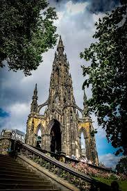 100 Edinburgh Architecture HD Wallpaper The Scott Monument Edinburgh Scotland