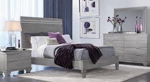 Boerum Hill Gray 5 Pc Queen Bedroom Queen Bedroom Sets Colors