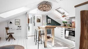 Attic Kitchen Ideas Best Minimalist Attic Kitchen Ideas You Might Want To