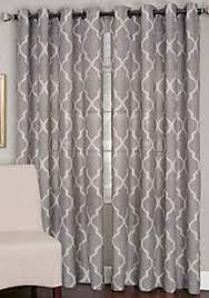 Absolute Zero Curtains Red by Window Curtains U0026 Drapes White Gold Floral U0026 More Belk