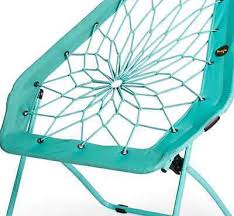 Bunjo Bungee Lounge Chair by Bunjo Portable Folding Bungee Chair Camping Dorm Living Furniture