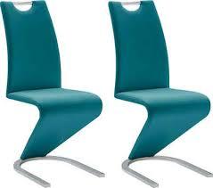 mca furniture freischwinger amado 2er 4er 6er set stuhl belastbar bis 120 kg