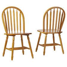 august grove charlotte arrowback side chair reviews wayfair