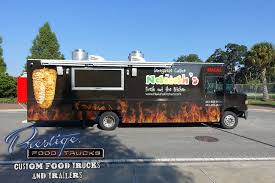 Nailah's Food Truck - $235,000 | Prestige Custom Food Truck Manufacturer