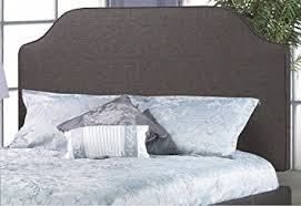 charcoal fabric king 78 headboard made in canada amazon ca home