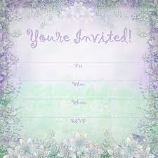 Party Invite Template Free Lexutk