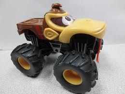 2007 Donkey Kong Monster Jam Truck 4
