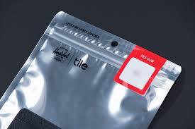 Herschel X Tile Packaging Kira Campbell