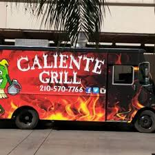 Caliente Grill - San Antonio Food Trucks - Roaming Hunger