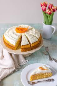 karottenkuchen mit frischkäse creme lieberbacken