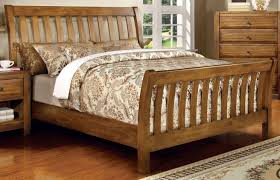 North Shore King Sleigh Bed by Rustic Sleigh Bed King Rustic Sleigh Bed U2013 Andreas King Bed