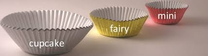 Cupcake Cases Sizes Image