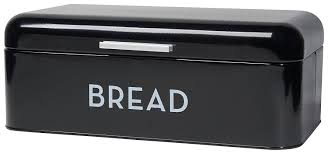 Beantown Bed And Biscuit by Amazon Com Now Designs Bread Bin Black