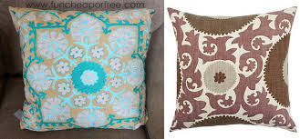 Tj Maxx Christmas Throw Pillows by Steals And Deals Segment Get The Look For Less Where To Find