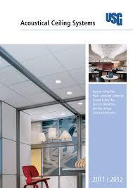 acoustical ceiling systems usg me com