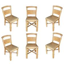 Restored Slat Legs And Back Rattan Dining Chair, Set Of Six For Sale ... Cantik Gray Wicker Ding Chair Pier 1 Rattan Chairs For Trendy People Darbylanefniturecom Harrington Outdoor Neptune Living From Breeze Fniture Uk Corliving Set Of 4 Walmartcom Orient Express 2 Loom Sand Rope Vintage Weng With Seats By Martin Visser For T Amazoncom Christopher Knight Home 295968 Clementine Maya Grey Wash With Cushion Simply Oak Practical And Beautiful Unique Cane Ding Chairs Garden Armchair Patio Metal