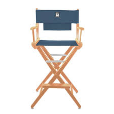 Aluminum Directors Chair Bar Height by Portabrace Lc 30n Directors Chair Location Sound