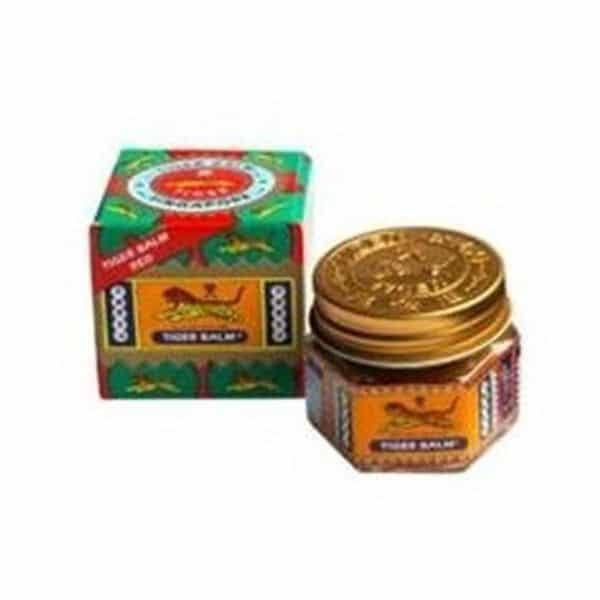 Tiger Balm Red Ointment - 19g