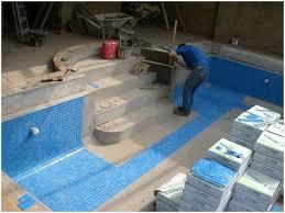 installing mosaic tile 盪 inspire swimming pool tiles in los