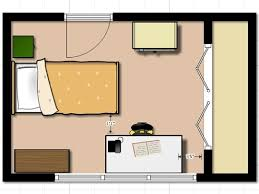 10x10 Bedroom Layout by Bed Room Layout Normal Bedroom Layout Small Bedroom Layout
