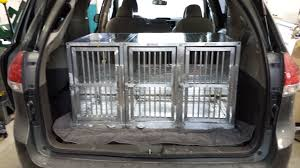 100 Truck Dog Kennels Custom Made Custom Crates For Toyota Sienna Cool Pinterest