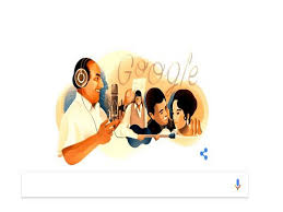 Google remembers legend Mohammed Rafi on 93rd birth anniversary