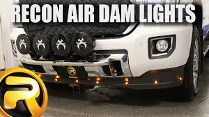 How To Install Recon Air Dam Lights - YouTube 082016 Super Duty Recon Smoked Led Tail Lights 264176bk How To Wire Light Bar Correctly Adventure Headlights Beware Ford F150 Forum Community Of Truck Spyder Winjet Or Tail Lights Page 2 Toyota Tundra Recon 26412 49 Line Of Fire Red Tailgate Light Bar 42008 S3m Lighting Package R0408rlp Go Recon Led 100 Images Rock The Ram Before 2002 Dodge Ram 1500 Inspirational 2009 3500 And We Oled Taillights Car Parts 264336bk 2013 Sierra W Lift On 20x85 Wheels 2008 Chevy Iron Cross Rear Bumper An Performance