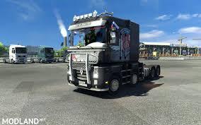 100 Magnum Trucks Renault 2009 Reworked V10 Mod For ETS 2